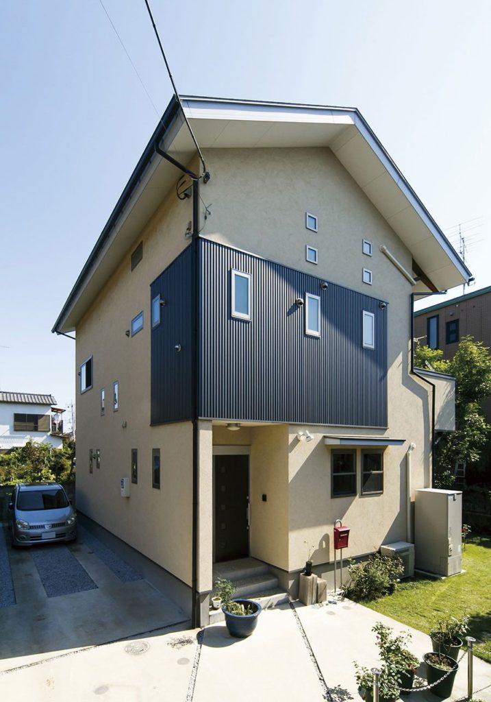 収納上手な大空間の家