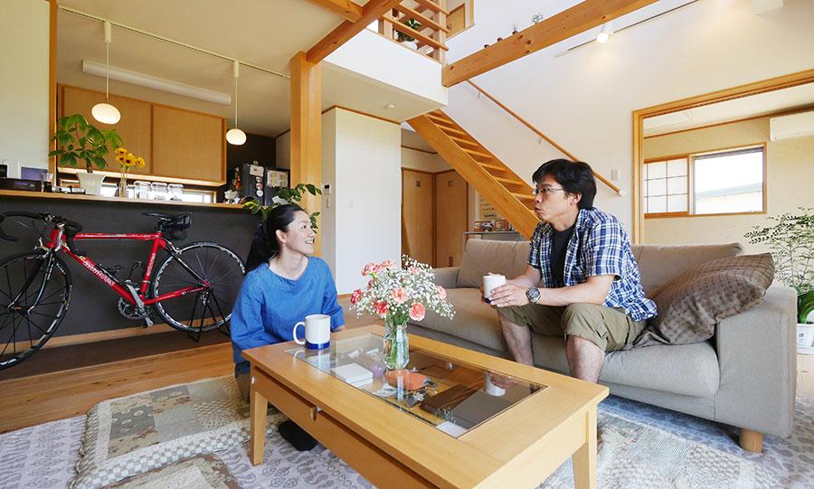家づくりは良き人との巡り合い