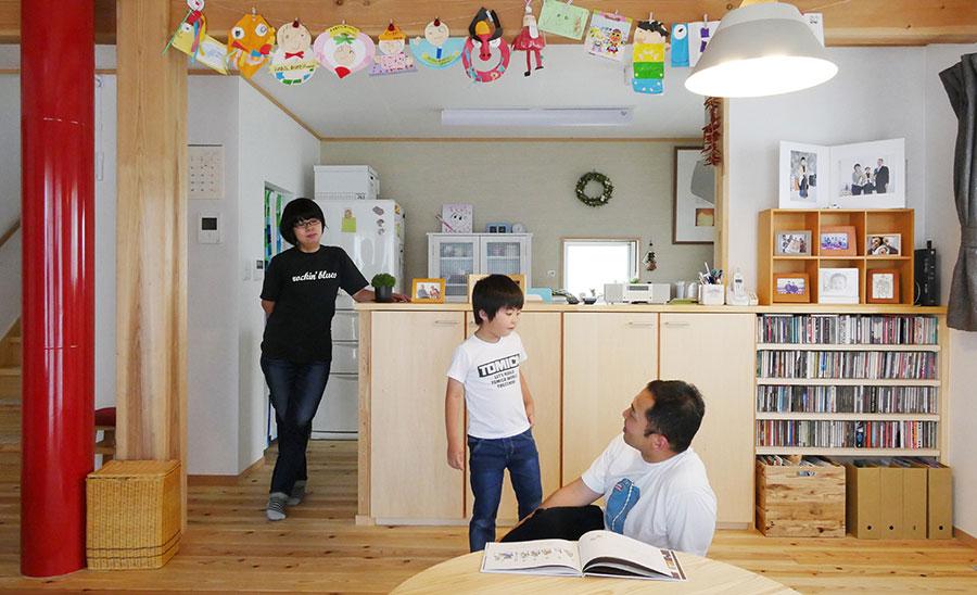 ハイコストパフォーマンスの規格住宅