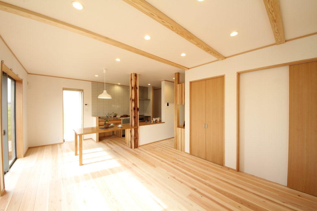 富士見市の家(おもてなしキッチン)