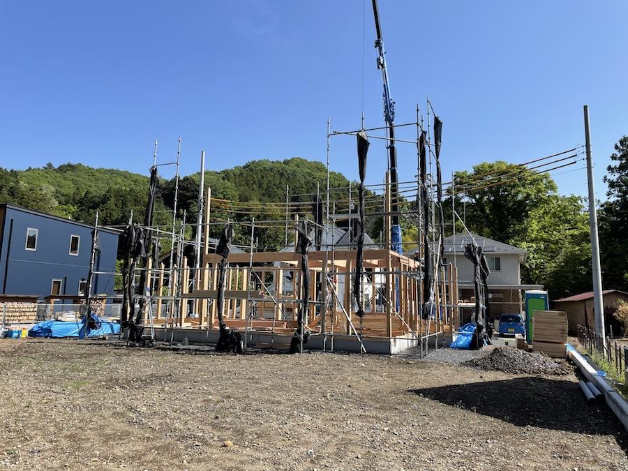 原市場の家〜建て方〜