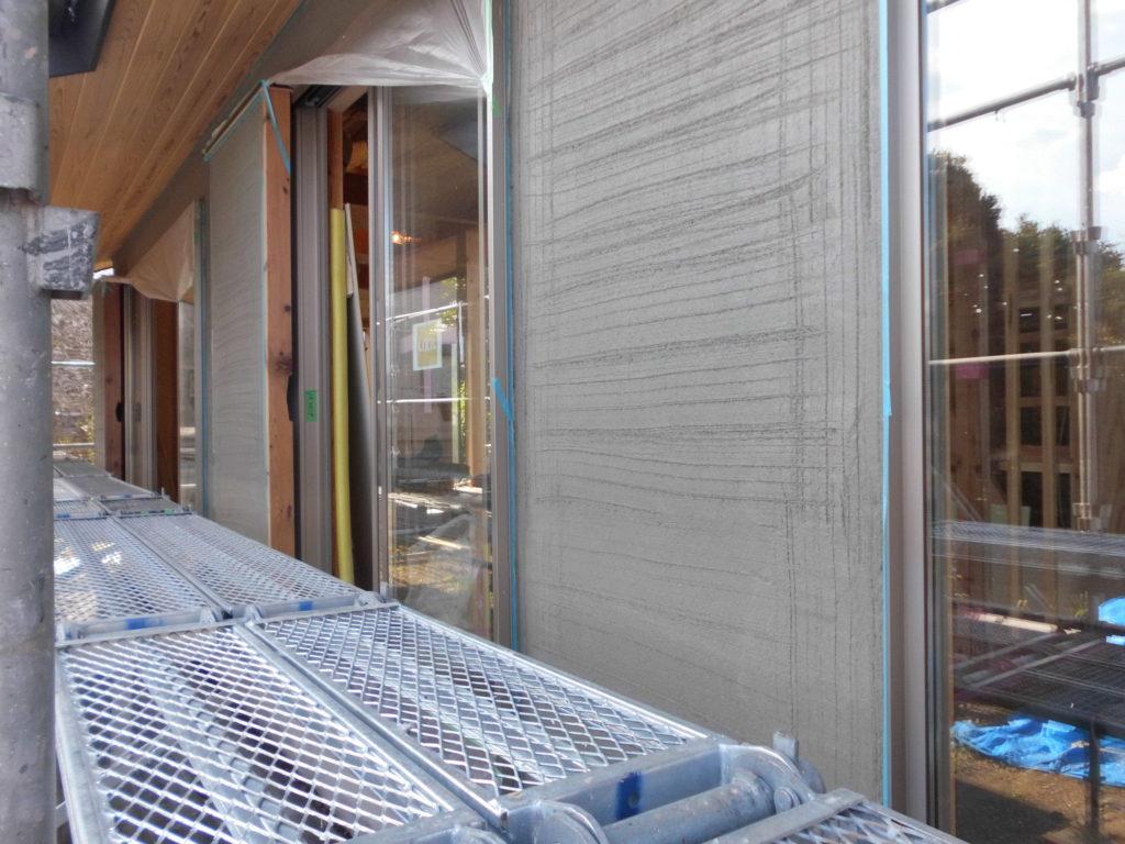 飯能の家 Ⅵ 外壁工事